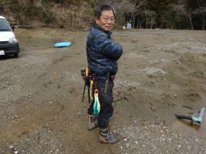 キャンプ場を作る時の道具装備の話